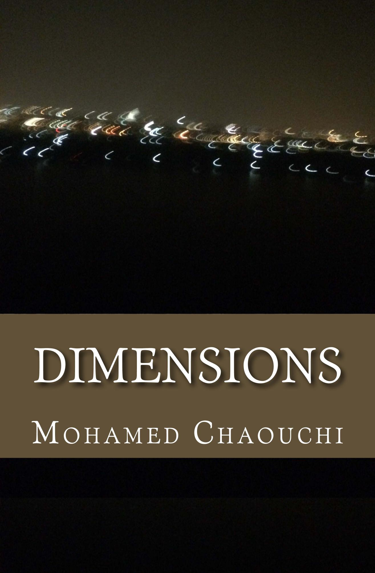Dimensions Book Cover